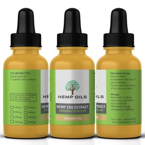Golden CBD Oils